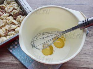 Соус для запеканки из макарон и курицы