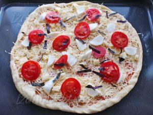 Начинка для пиццы 4 сыра