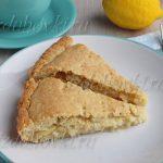 Пирог лимонник рецепт с фото
