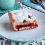 Пирог со сливами рецепт с фото пошагово