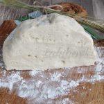 Тонкое тесто для пиццы рецепт с фото