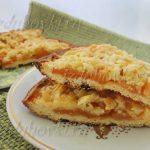 Тертый пирог с вареньем фото рецепт