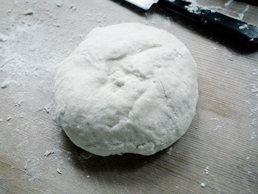 Тесто для пиццы пышное