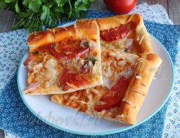 пицца в домашних условиях на дрожжах